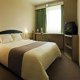 Ibis Frankfurt City Messe